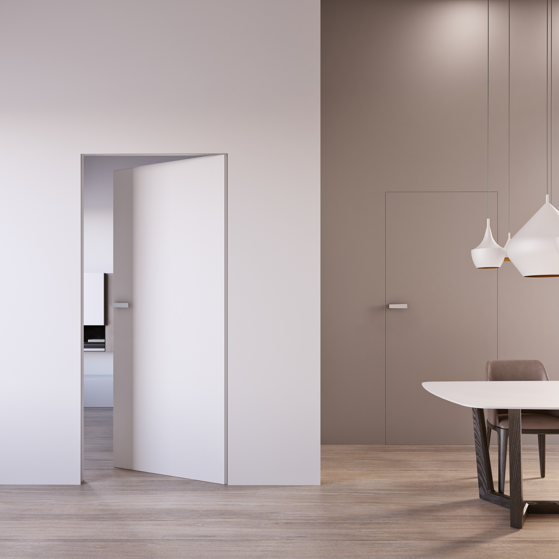 Drzwi ukryte Sara Eco